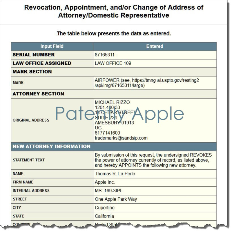 2 XFINAL - Apple new owner of AirPower TM