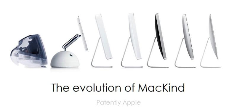 1 X V4  Cover iMac Evolution
