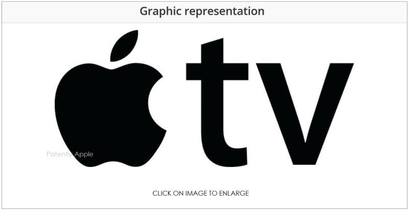 3x Apple TV Figurative Trademark