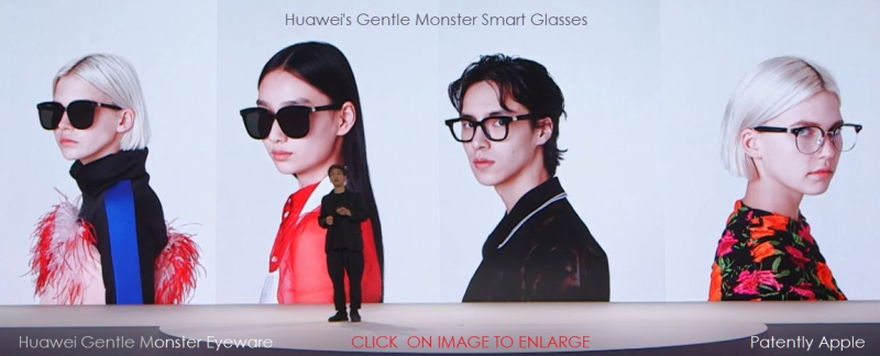 1 x Cover Huawei Amazes with Gentle Monster Eyewear
