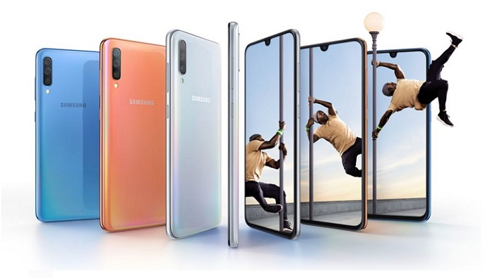 1 x Cover Samsung A70