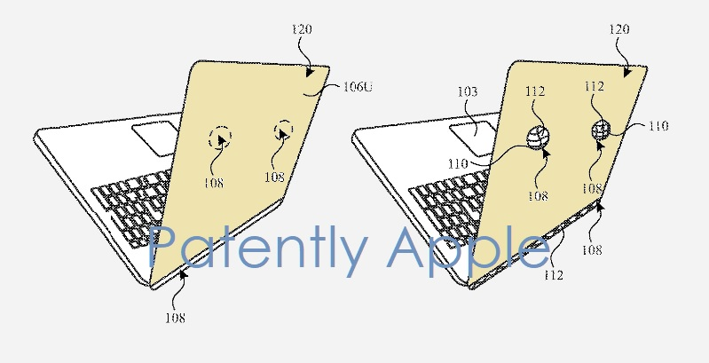 1 Cover Apple Adaptive Surface  Patently Apple IP Report Apr 4  2019