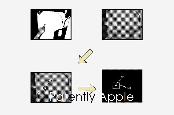 5 X more depth-based touch detection patent figures  Patently Apple IP report