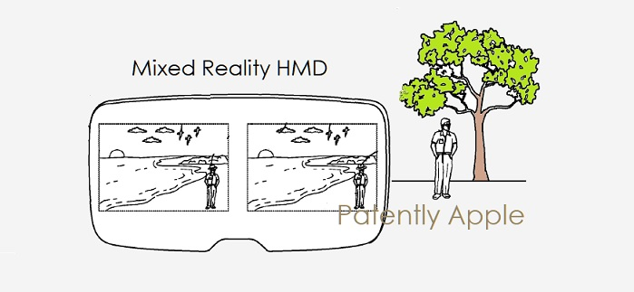 1 X Cover - Apple's Mixed Reality Headset advances Eye Gaze Technology  Patently Apple IP report Apr 8  2019.
