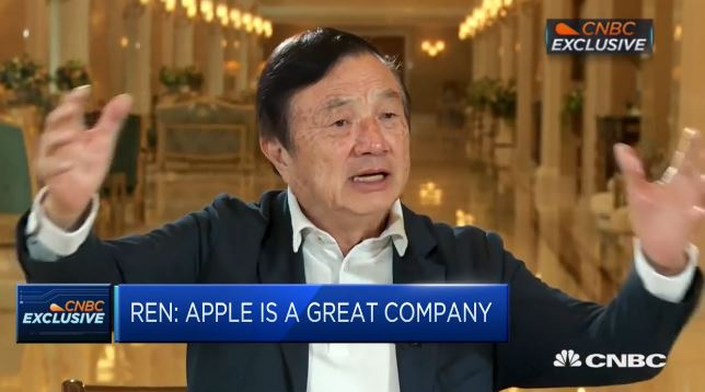 1 cover  Huawei's CEO and founder
