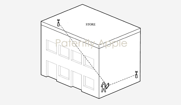 1 XCover - Indoor Location patent apple