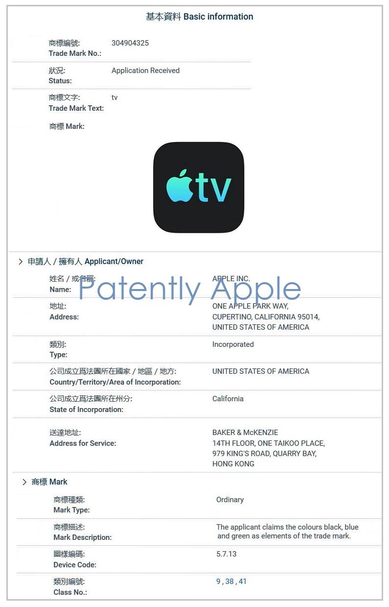 4 Apple TV App icon