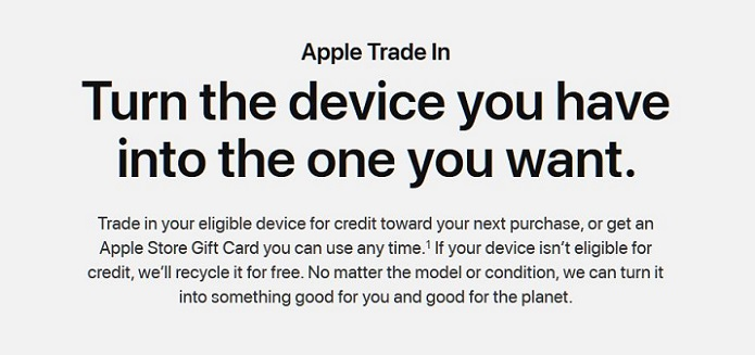 1 X cover Apple files for 'apple trade in' trademark in europe