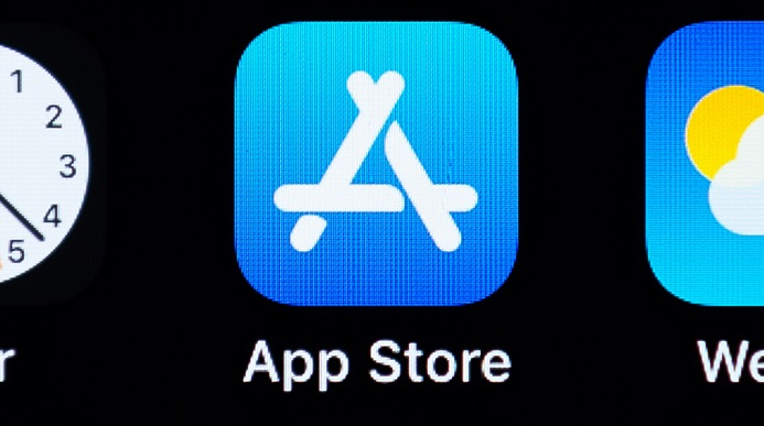 1 App Store cover