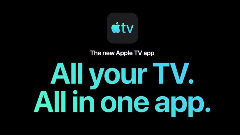 3 x Apple TV App May 13  2019