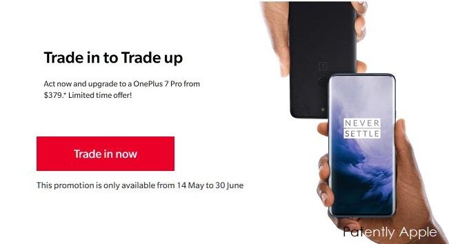 3 XTrade-in OnePlus 7 Pro