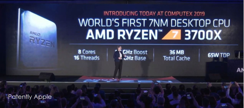 6 X  - AMD 3RD GEN AMD RYZEN DESKTOP PROCESSOR FAMILY SHIPS  JULY 7TH