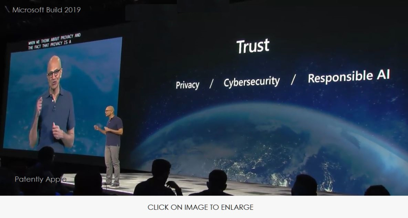 3 jpeg Microsoft pushes privacy and trust into Build 2019 keynote
