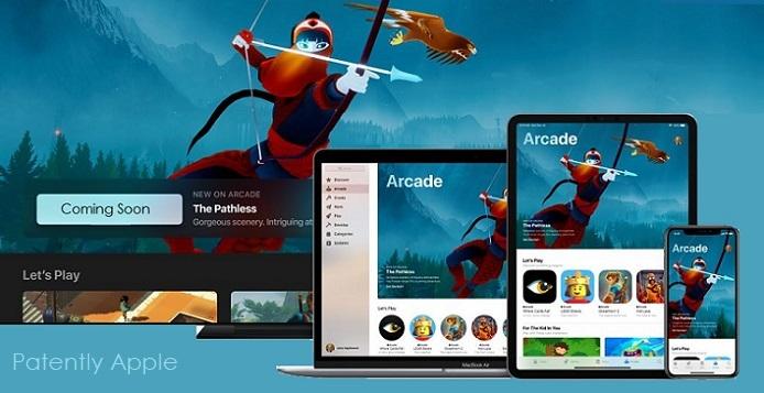 5 x Apple Arcade