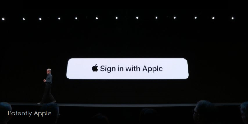 3 sign in with Apple