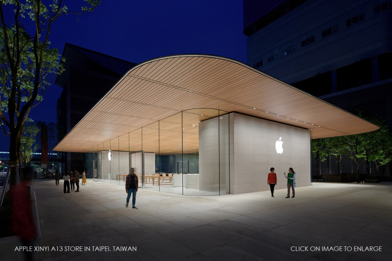1 Cover - new-apple-store-taipei-exterior opens saturday June 15  2019
