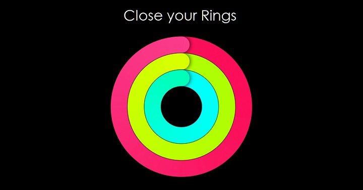 4 close your rings