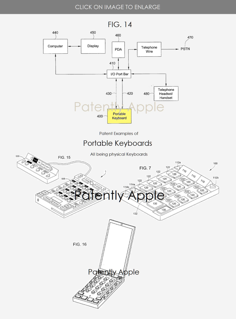 2 patent figures from patent that is being used against Apple in lawsuit