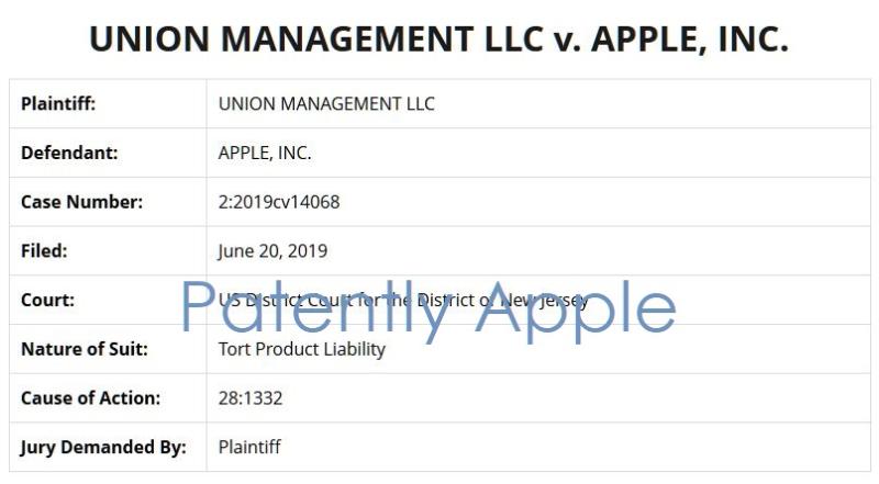 2 overview of Union Mangageme vs Apple Inc