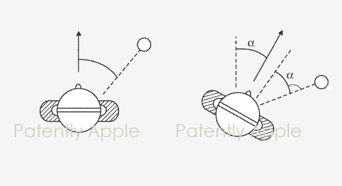 1 Cover Apple over-the-ear headphone patent for head tracking audio