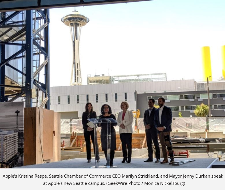2 Apple Seattle news