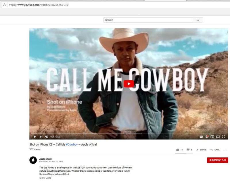 22 screenshot of YouTube page with video still in tact June 30  2019 8.04 a.m. MST