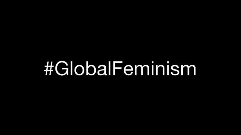 1 x cover global feminism