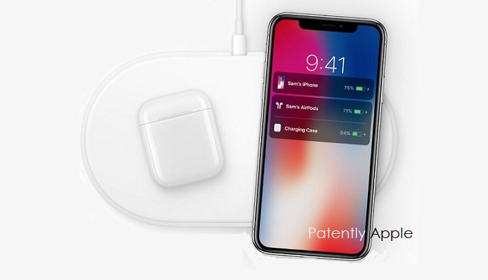 1 X Cover AirPower image  Patently Apple report March 8  2019