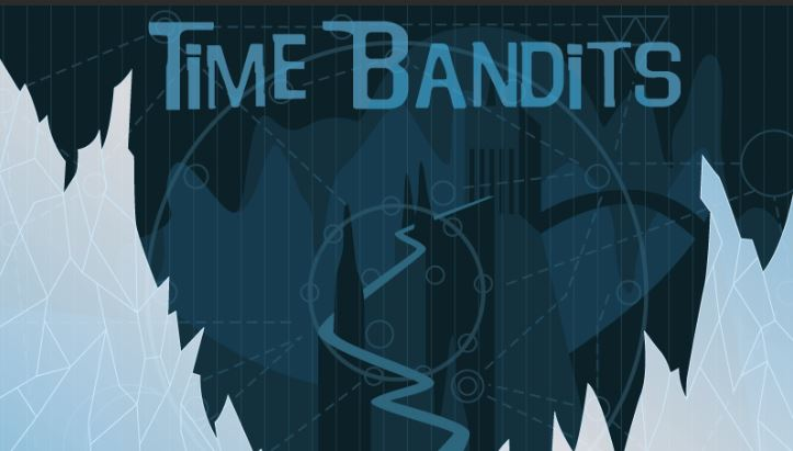 1 cover Time Bandits apple tv show in development