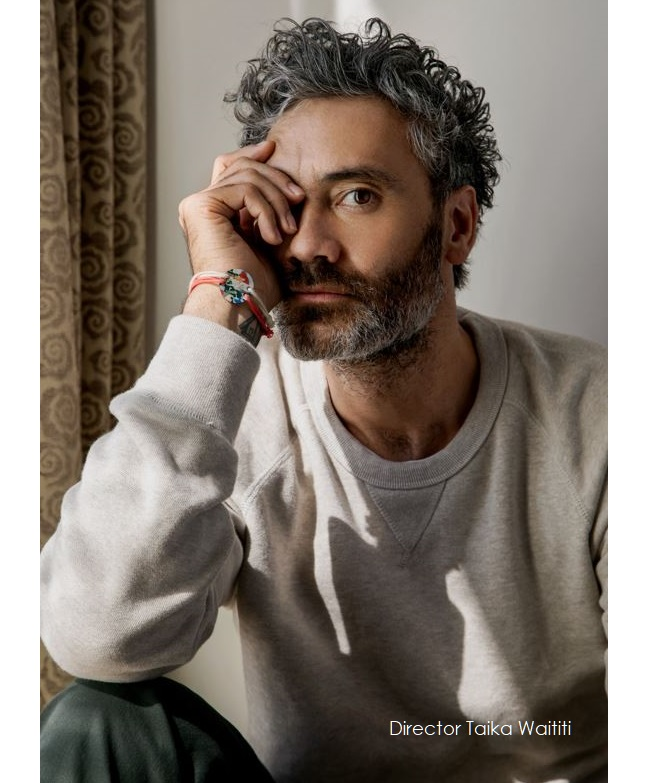 2 Apple chooses director  Taika Waititi for time bandits show in development