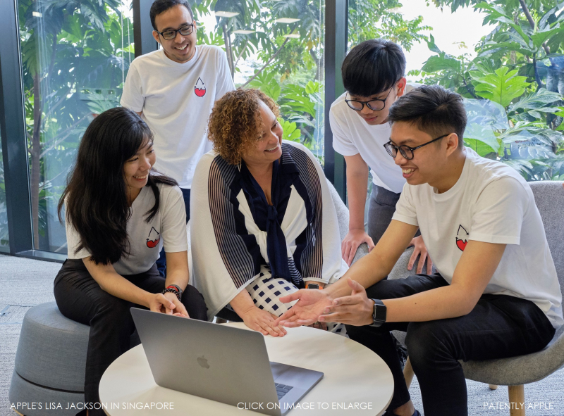 1 COVER - Apple-announces-expanded-coding-in-Singapore-and-Indonesia-Lisa-Jackson