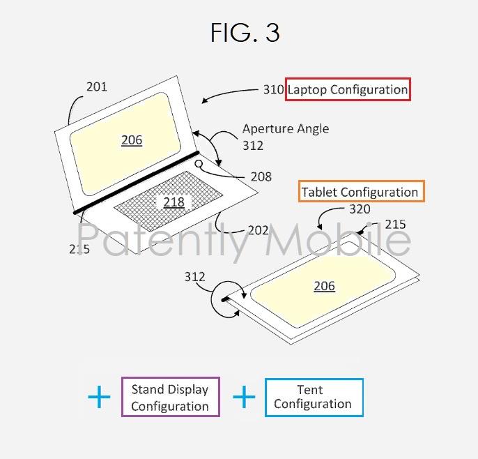 2 PA VERSION -  Google hybrid device
