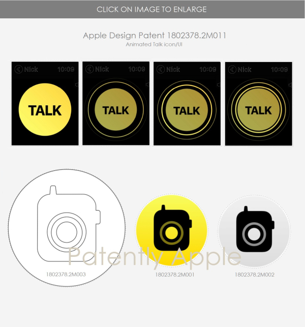 Apple was Granted Dozens of Design Patents in Hong Kong covering Walkie-Talkie, Furniture, Augmented Reality & more