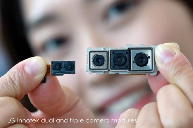 1 Cover LG Triple Camera Module