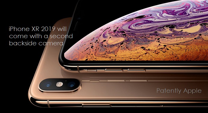 1 x cover  iPhone xr with dual backside camera
