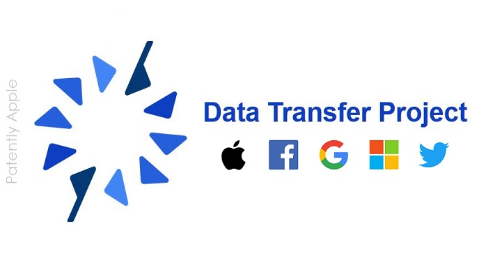 1 x cover Data Transfer Project