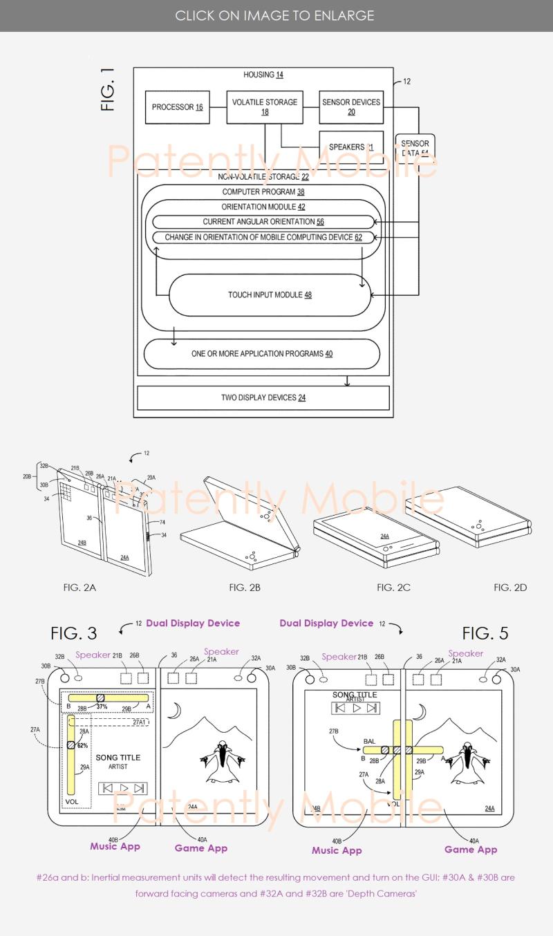 2 X Microsoft figs 1  2a-d  3 & 5