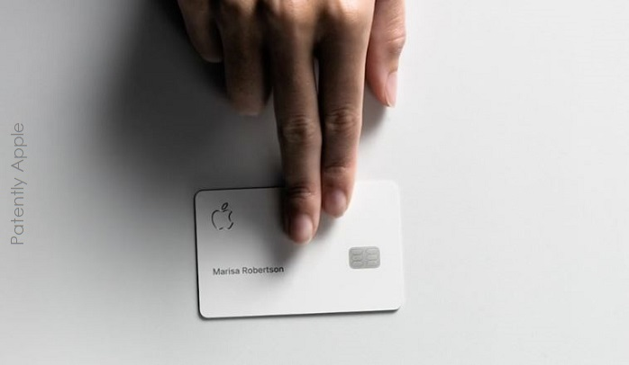 1 x cover Apple Card