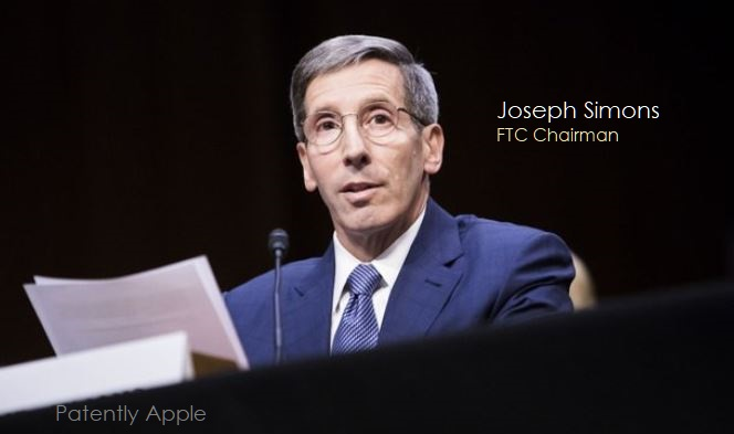 1 X Cover FTC Chairman Joseph Simons