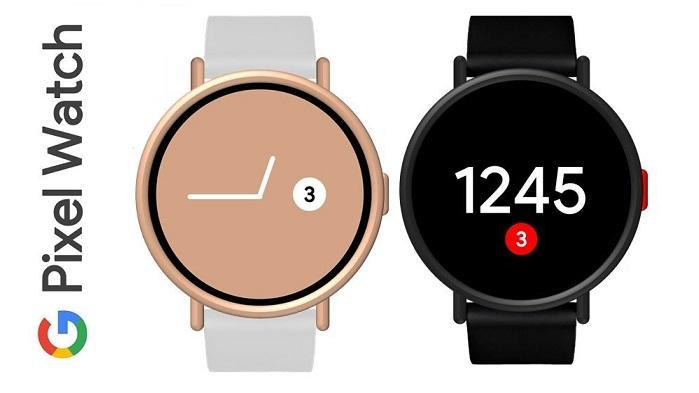 1 X cover concept pixel watch concept