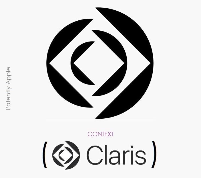 4X CLARIS FIGURATIVE LOGO