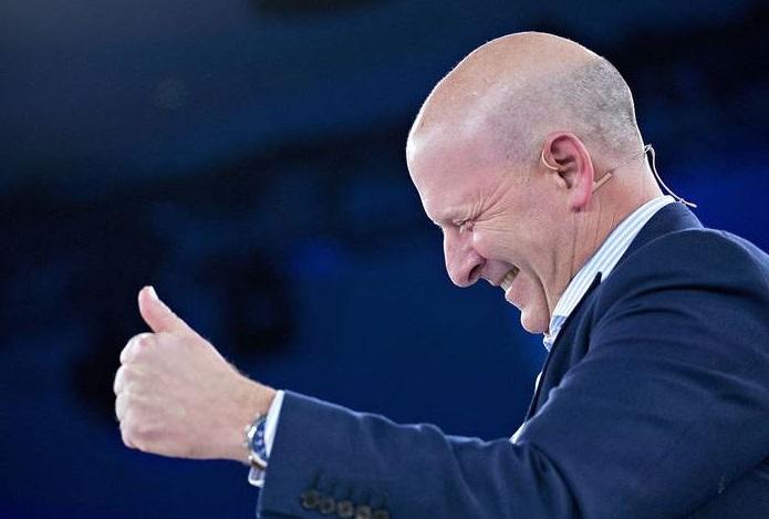 1 x Cover CEO Goldman Sachs