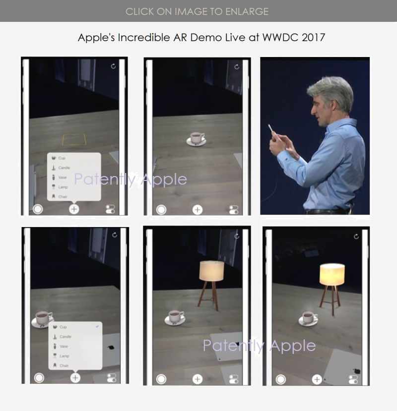 2 X AR introduced at WWDC 2017