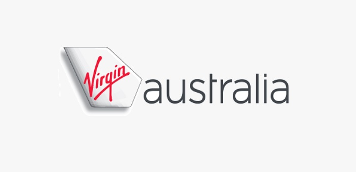 1 X Cover Virgin Airlines logo -