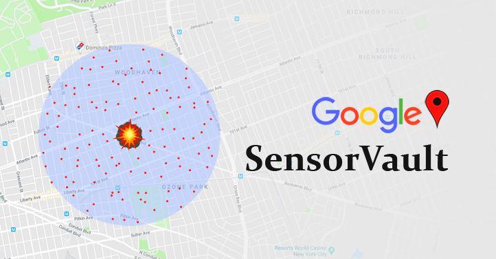 1 Cover Sensorvault