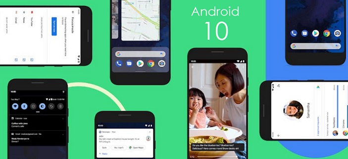 1 Cover - Android 10