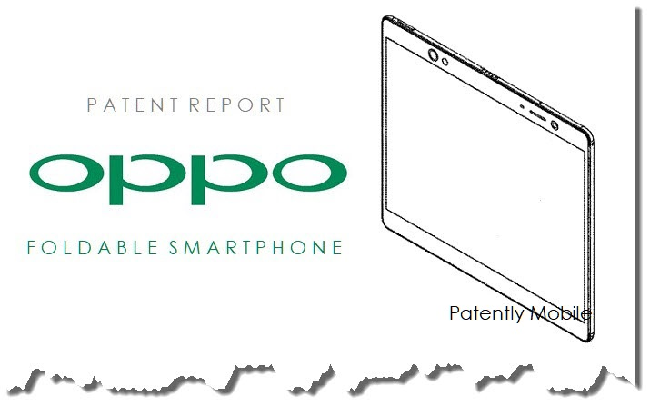 1 X3 OPPO FOLDABLE PHONE PATENT REPORT