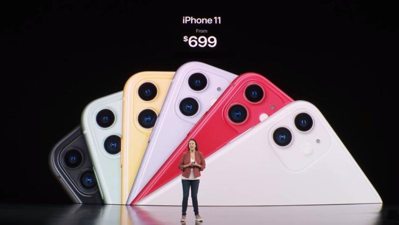 9D iphone 11 $699