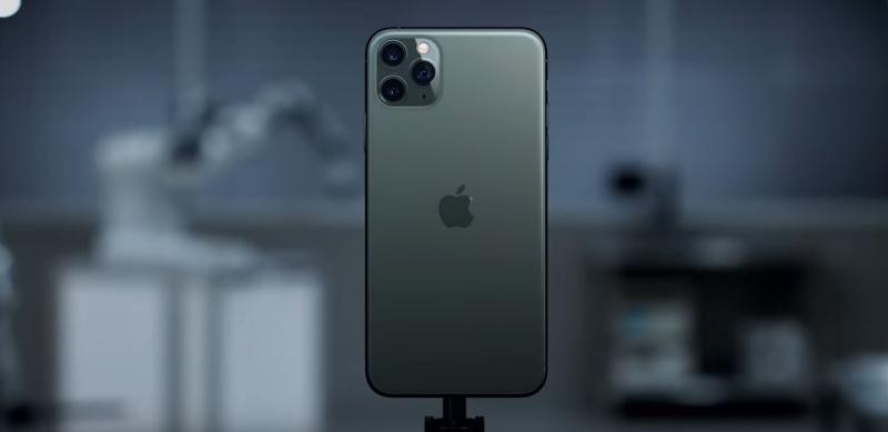 1 Extra iPhone 11 Pro