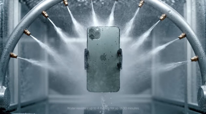 2 EXTRA IPHONE 11 PRO WATER REESISTANT TESTING